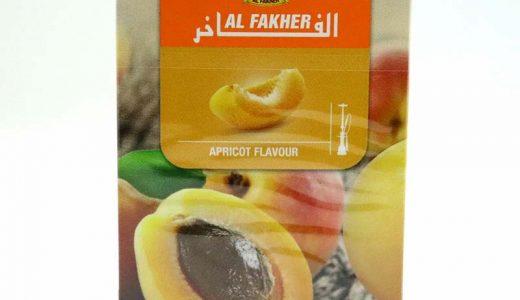 若い桃(Al Fakher/アプリコット)