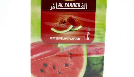 真夏の思い出(Al Fakher/ウォーターメロン)
