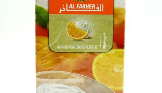 搾りたてオレンジ(Al Fakher/オレンジクリーム)