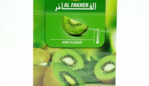 これ、青臭くない!ストレートなおいしさ!(Al Fakher/キウイ)